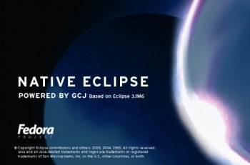 Native Eclipse Splashs Screen